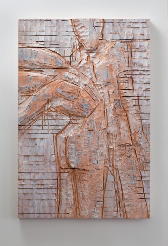 Pas de deux II - Relief - Hans-Georg Wagner