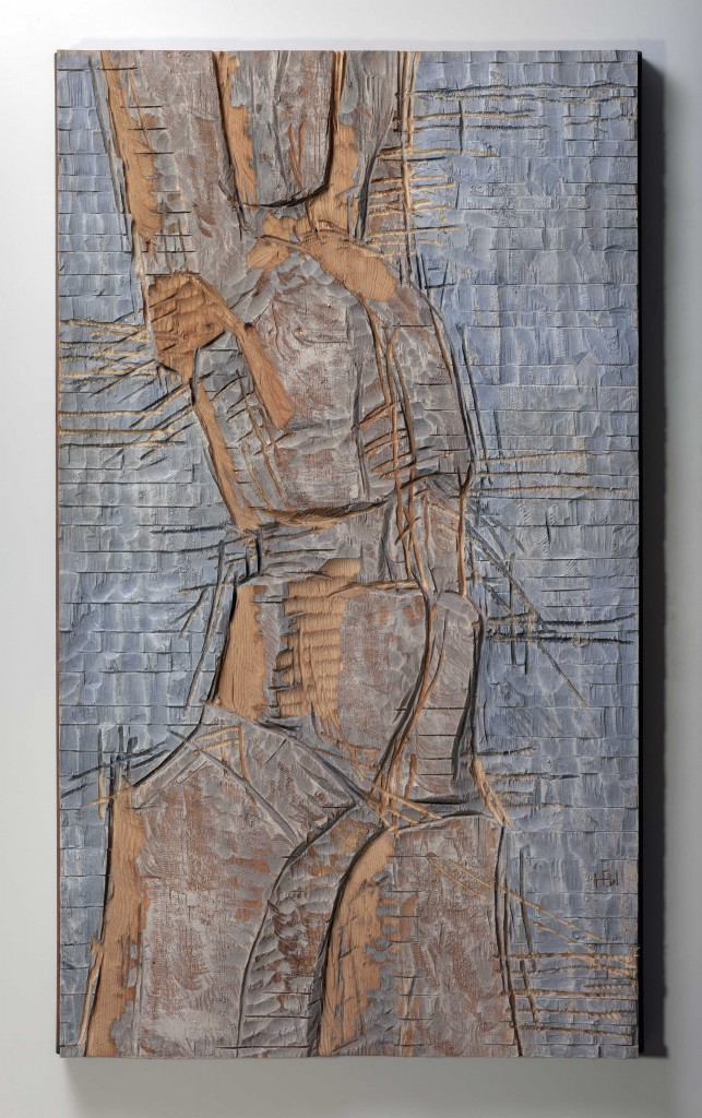 Sonnengruß - Relief - Hans-Georg Wagner