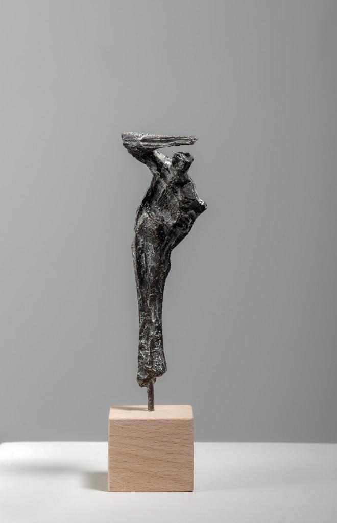 Last der Erde - Mutter Bronze - Hans-Georg Wagner