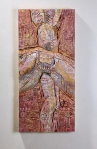Pas de deux - Relief - Hans-Georg Wagner