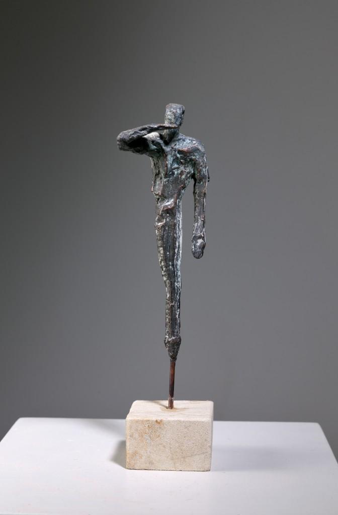 o.T. - Thomas Bronze - Hans-Georg Wagner