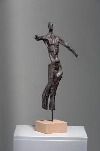 Tänzerin im Sturm - Katrin Bronze - Hans-Georg Wagner